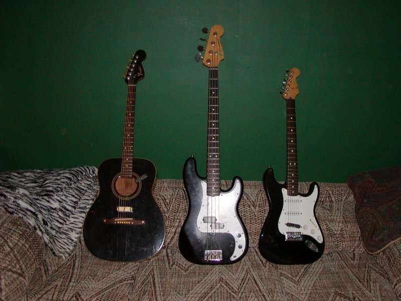 Meet The Fenders